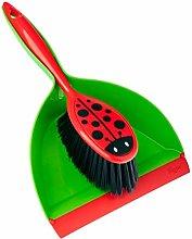 VIGAR 3186Shovel Broom Ladybug