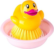 VIGAR Cleaning Kit 3 pieces Ducks Yellow/Magenta
