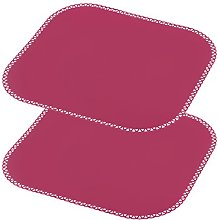 VIGAR Maid Pack of Trivet 40x35x0.13 cm burgundy