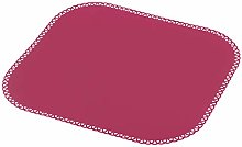 VIGAR Maid Trivet 40x35x0.13 cm burgundy