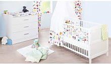 Viktoria 2 Piece Nursery Furniture Set Pinolino