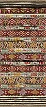 Vilber Rug 52 x 120 x 0.22 cm multicoloured