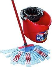 Vileda 3 Action Supermocio Mop, Bucket and Wringer