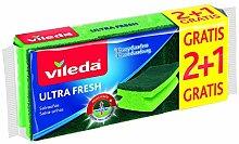 Vileda 3370814 Ultra Fresh 2+1, Green