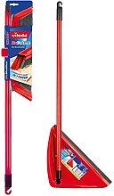 Vileda DuActiva Anti Dust Broom + Long Handle