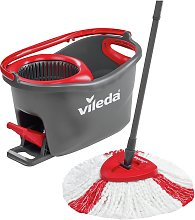 Vileda Easy Wring and Clean Turbo Mop and Bucket