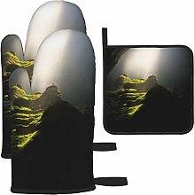 Vilico Cave Cavern Dark Daylight Landscape Oven