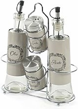 Villa d'Este Home Tivoli Kitchen Set 4 Pieces