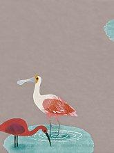 Villa Nova Amazon River Wallpaper, W587/01