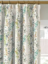 Villa Nova Hana Pair Lined Pencil Pleat Curtains