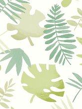 Villa Nova Jungle Jumble Wallpaper, W585/01