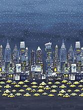 Villa Nova NYC Wallpaper Mural, W573/01