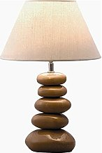 Village at Home Pebble Table Lamp