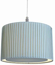 Village At Home Wilson Pleated Pendant Shade, Duck