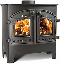 Villager A/B Stove Glass 185mm x 164mm