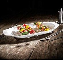 Villeroy & Boch,'BBQ Passion' Menu platter