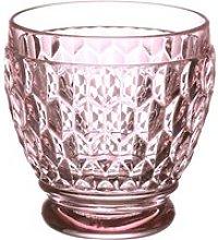 Villeroy & Boch Boston Coloured Shot glass rose 63