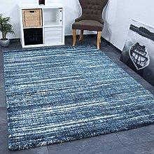 VIMODA bedroom/living room rug, blue, modern,