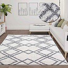 VIMODA Deep-Pile Rug, Soft Living Room Shaggy