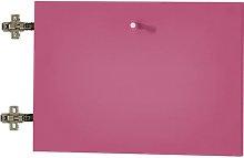 Vincent Door Metro Lane Colour: Pink