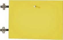 Vincent Door Metro Lane Colour: Yellow