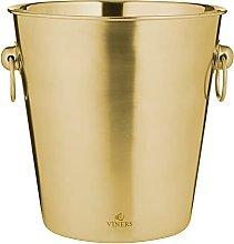 Viners 302.233 BARWARE 4L Gold Champagne Bucket,