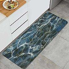 VINISATH Kitchen Mats Rug Washable,Surface Motif