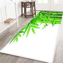 VINISATH Long Floor Mat Bamboo vector illustration
