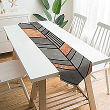 VinMea Decorative Table Runner Placemat Abstract