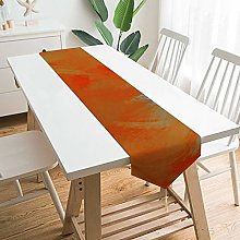 VinMea Decorative Table Runner Placemat Black