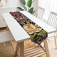 VinMea Decorative Table Runner Placemat William
