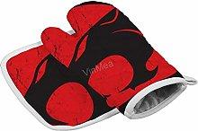 VinMea Oven Mitt And Pot Holder Set Thundercats
