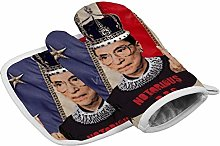 VinMea Oven Mitts With Heat Resistant 500 F
