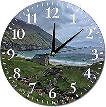 VinMea Wall Clock Keem Beach, Achill Island,