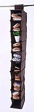 Vinsani Hanging Shoe Rack - Ideal Wardrobe Storage