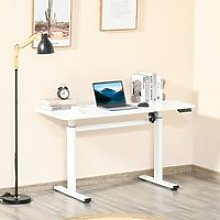Vinsetto Electric Height Adjustable Standing Desk