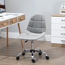 Vinsetto Ergonomic Office Chair with Adjustable