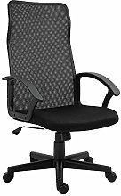 Vinsetto Executive High Mesh Back Office Chair