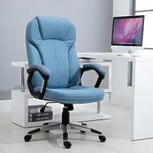 Vinsetto Executive Office Gaming Chair Linen