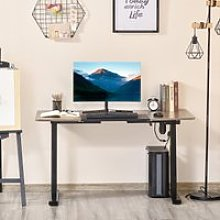 Vinsetto Height Adjustable Electric Standing Desk