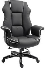 Vinsetto High-Back Computer Gaming Chair, PU