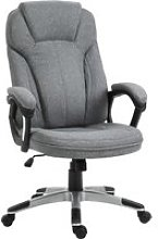 Vinsetto High Back Office Chair Ergonomic Swivel