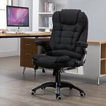 Vinsetto Massage 130° Reclining Chair Office