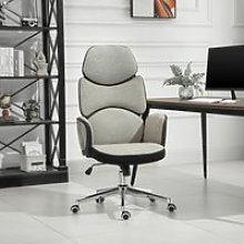 Vinsetto Modern Office Chair Ergonomic Thick