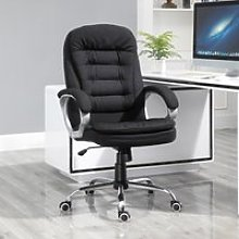Vinsetto Office Chair Rock 360° Rolling Lumbar