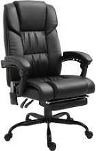 Vinsetto PU Leather Chair For Office Gaming Chair