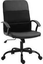 Vinsetto Swivel Office Chair Desk Chair Tilt
