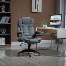 Vinsetto Swivel Task Office Chair for Home