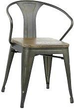 Vinson Dining Chair Borough Wharf
