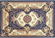 Vintage Area Rug Floral Pattern Victorian 140 x